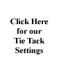 Link to Cast Tie Tack Settings