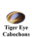 Tiger Eye Cabochon Example