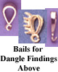 Dangle Bails Examples
